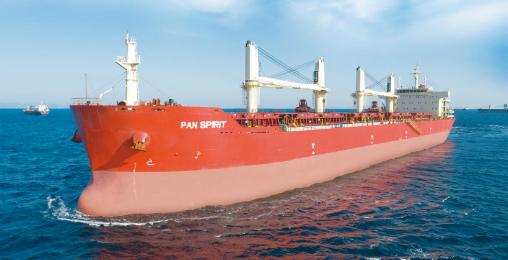 PanOcean Break Bulk Liner